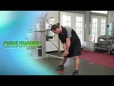 Chris Ownbey TPI certified golf fitness