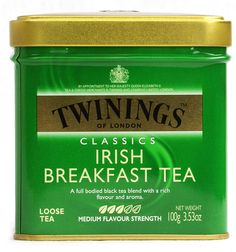 Twinings Classics Irish Breakfast Tea