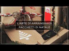 4 Idee per i Pacchi di Natale | L'Arte di Arrangiarsi | Tutorial - YouTube
