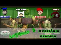Left 4 Dead 2 - O episódio perdido! | Blog Viiish Channel