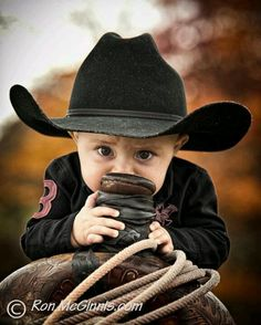 Little cowboy. Be still my heart...