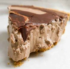 Chocolate Epiphany, Vegan Chocolate Mousse Pie | 27 Insanely Delicious Recipes You Won't Believe Are Vegan