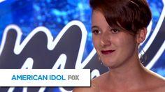 Idol Auditions: Katherine Skinner - San Francisco - AMERICAN IDOL XIV