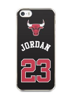 Capa Iphone 5/S Michael Jordan 23