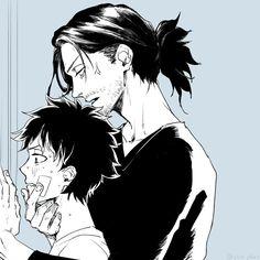 Aizawa&Izuku