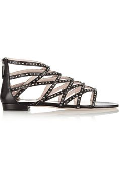 Get Ready to make a statement with the summer's boldest footwear trend.