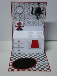 Chef Birthday - Inside by sjt09 - Cards and Paper Crafts at Splitcoaststampers
