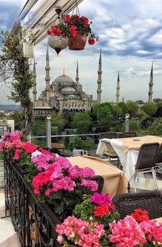 Istanbul Turkey - Information Soho House Istanbul, Istanbul City, Istanbul Travel, Beautiful Places To Visit, Wonderful Places, Beautiful World, Hagia Sophia, Travel Around The World, Around The Worlds