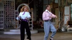 "Nerd Fest UK put together this genius mashup of ""Uptown Funk"" by Mark Ronson (featuring Bruno Mars) and iconic dance scenes from old movies. It's a compani"