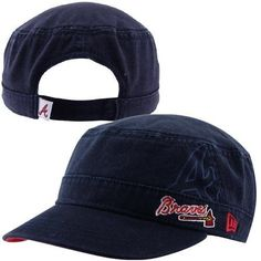 New Era Atlanta Braves Ladies Goal-To-Go Adjustable Hat - Navy Blue by New Era. $24.95. New Era Atlanta Braves Ladies Goal-To-Go Adjustable Hat - Navy BlueSlouch hatScreen print graphicCurved billHook and loop adjustable fastenerQuality embroideryOfficially licensed MLB productImported100% Cotton100% CottonScreen print graphicCurved billQuality embroideryHook and loop adjustable fastenerSlouch hatImportedOfficially licensed MLB product
