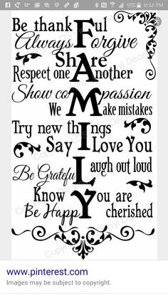 Inspirational Family Quotes 81 Best Family Images On Pinterest  My Family Proverbs Quotes And .