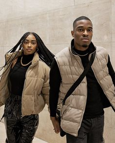 Black Love Couples, Cute Couples Goals, Matching Couple Outfits, Matching Couples, Mode Streetwear, Streetwear Fashion, Mode Ootd, Relationship Goals Pictures, Fashion Couple