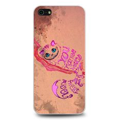 Alice in Wonderland iPhone 5[S] Case
