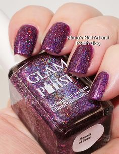 Glam Polish Hounds Of Love