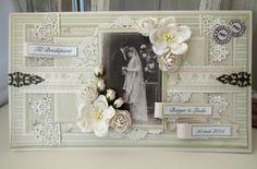 annegroslilleverden.blogspot.comAnne Gro Lia Bryllupskort Pion Design
