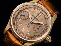 Montblanc 1858 Chronograph Tachymeter Limited Edition 100 Watch