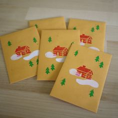 Elsa Lang Stamp Project