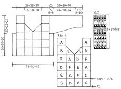 """DROPS Gehaakt Vest van """"Tynn Chenille"""" en """"Muskat"""". Maat S/M - XL. ~ DROPS Design"""