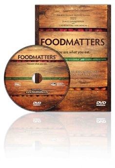 "Food Matters- ""how our food system and the food we eat has a dramatic impact on our health and our planet's health"""