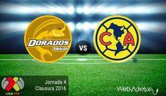 Dorados vs América, Liga MX Clausura 2016 ¡En vivo por internet! - https://webadictos.com/2016/01/30/dorados-vs-america-clausura-2016/?utm_source=PN&utm_medium=Pinterest&utm_campaign=PN%2Bposts