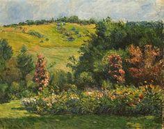 Blanche Hoschedé-Monet (1865-1947)