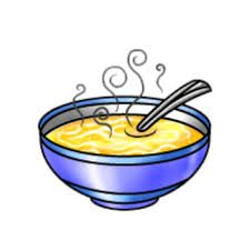 soup clip art soup supper clip art scrapbook recipes rh pinterest com clip art soup ladle clip art soup bowl