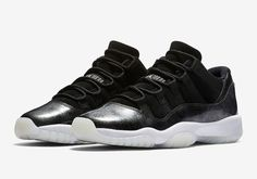 "5543eb468cf3 AIR JORDAN 11 LOW ""BARONS"" thedropnyc.com ... Jordan Shoes"