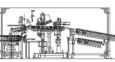 machine drawing - Google Search