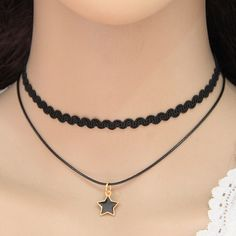 98562bf5aca4 Fashion Black Velvet Choker Necklace for Women Statement Necklaces Pendants  Bijoux Femme Collier Jewelry Collares Mujer Just look