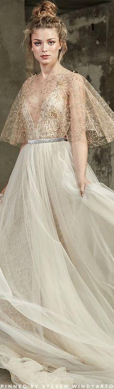 Rara Avis Bridal 2017 Lookbook - Floral Paradise Bridal Collection #weddingdress #raraavis