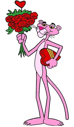 Pink Panther Valentine