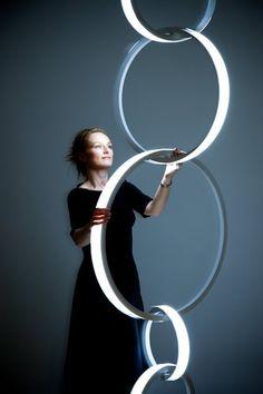 Niamh Barry- Looped Light      ♪ ♪    ... #inspiration_diy GB   www.pinterest.com...