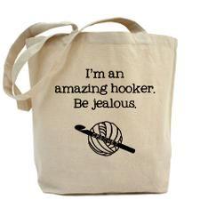 I'm An Amazing Hooker Tote Bag