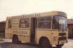The Bibliophile Files Mobile Library, Barcelona, Centenario, Book Writer, Bibliophile, Small Towns, Ephemera, Art, Libraries