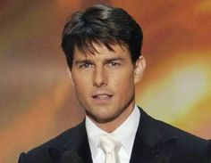 Tom Cruise - Too much!