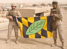 Calvert County repping in Iraq