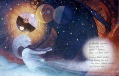 *Winter Waits* Illustrated by Greg Couch. Written by Lynn Plourde   http://www.lynnplourde.com/index.php/books?bid=12