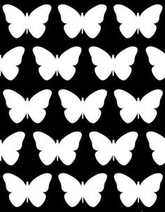 Butterfly Background Free svg files
