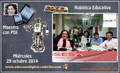PROGRAMA DE EDUCA EN DIGITAL SOBRE ROBÓTICA Y EDUCACION