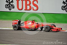 Ferrari SF15-T F1 Driven By Kimi Räikkönen At Monza - Download From Over 35 Million High Quality Stock Photos, Images, Vectors. Sign up for FREE today. Image: 58936161
