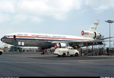 N1339U (cn 46550/46) First DC-10-30 prototype, seen here at the production line. If you look closely you can see the stickers of the launch customers, including KLM, where this aircraft would be delivered to in 1974 as PH-DTA