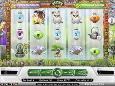 Geisha Wonders – NetEnt Software