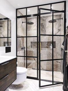 86 adorable farmhouse bathroom decor ideas and remodel bathroom decor . - 86 adorable farmhouse bathroom decor ideas and remodel bathroom decor … - Bad Inspiration, Bathroom Inspiration, Geometric Decor, Bath Design, Tile Design, Design Design, Modern Design, Small Bathroom, Bathroom Ideas