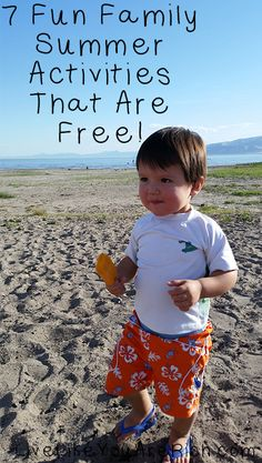 7 Fun Family Summer Activities That Are Free! #FruttareMusic #PMedia and #ad