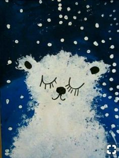 """Best Snap Shots january Crafts for Kids Concepts The number of times seen your child say: """"I'm bored. Winter Art Projects, Winter Crafts For Kids, Winter Fun, Kindergarten Art, Preschool Crafts, Kids Crafts, Preschool Education, Painting For Kids, Art For Kids"""
