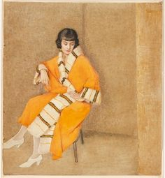 Mrs Sullivan, c.1925, watecolour drawing by May Gibbs. From the collections of the Mitchell Library, State Library of New South Wales www.sl.nsw.gov.au...