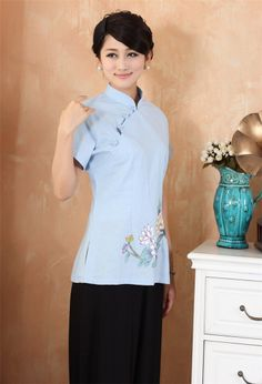 Improved Chinese women's clothing  costume Han clothing