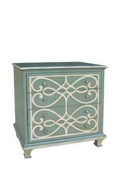 Painted Chests for the Home Madeleine Cabinet $800.00