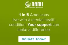 Support NAMI this Mental Health Month