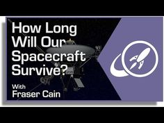 How Long Will Our Spacecraft Survive? There are many hazards out there, eager to disrupt and dismantle the mighty machines we send out into space. How long can they survive to perform their important missions? Transcript: http://www.universetoday.com/120422/how-long-will-our-spacecraft-survive/ By: Fraser Cain. Support at: http://www.patreon.com/universetoday